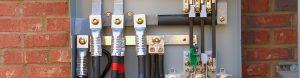 accessori per cavi d'energia