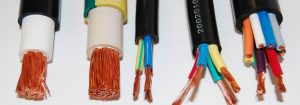 cavi elettrici bassa tensione