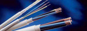 cavi elettrici bassa e alta tensione